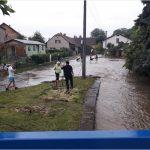 Povodeň červen 2020